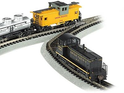 Bachmann Trains Golden Spike, N Scale Ready-To-Run Electric Train Set With