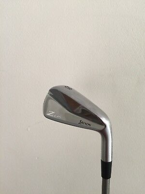 Srixon Z U45 23* 4 Iron W/ Steelfiber Stiff Shaft