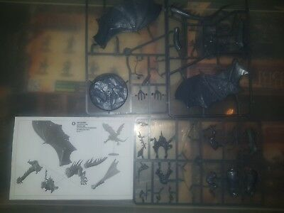 The Lord of the Ring The Hobbit LOTR Mordor Ringwraith winged nazgul plastic kit