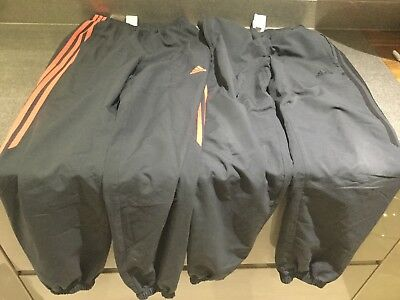 Adidas tracksuit bottoms  two pairs, grey in colour, very good condition