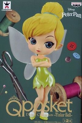 Q POSKET Disney Characters TINKER BELL Figure Normal color