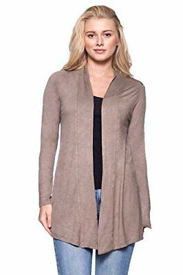 Women Junior TAU-L Open Cardigan-Long Sleeve w OSSAMI Set
