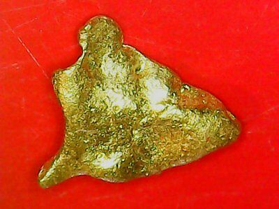 Gold Nugget 0.44 gr  #100