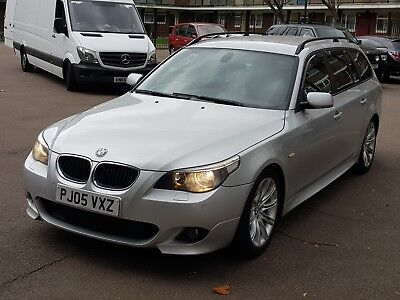 Look (1 Day Listing) No Reserve!!!! Bmw 525I M Sport Touring E61 Fully Loaded