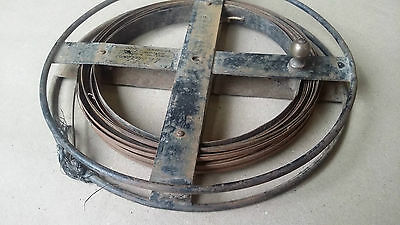 Vintage 1 Chain / 100 Link Tape Measure Made by Parsons Melbourne