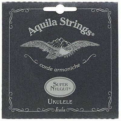 Aquila 107U Super Nylgut Tenor Low-G Tuning Ukulele Strings Set