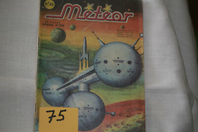 Météor (75) n°136--Satellite pirate-TBE-1964
