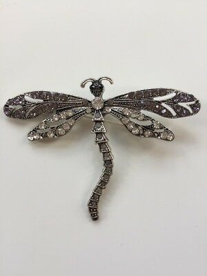 Accessorize Dragonfly Brooch