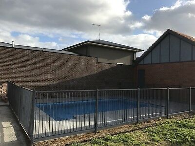Used Pool Fence