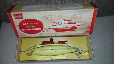 U-Boot Sutcliffe Sea Wolf Atomic Submarine +OVP