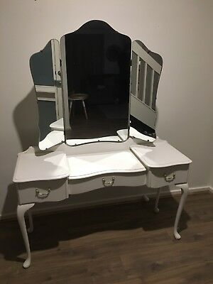 Queen Anne Dressing Table 1970's