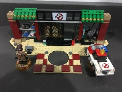 Lego Dimensions Ghostbusters Movie Story Pack Missing Minor Pieces