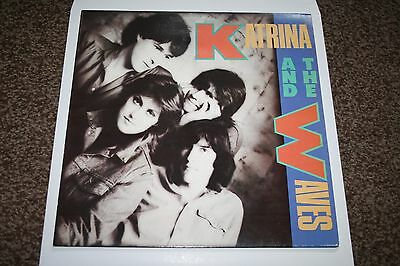 """Katrina And The Waves """"self titled"""" Vinyl LP Excellent Condition (play tested)"""