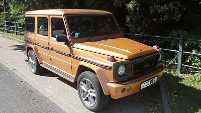 Mercedes G Wagon, G Wagen, G Class Turbo diesel 300GD W460 Classic4x4 NO RESERVE