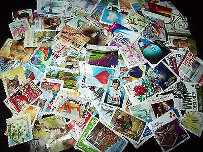 Australian Stamps 70c - 110 different  Lots of Sets. Recent/Used/Bulk