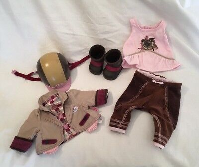 Baby Born: Deluxe Riding Outfit