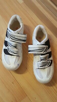 womens cycling/spinning  shoes size 6