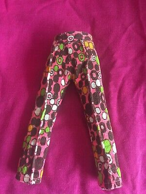 Vintage Very Rare Sindy Trendy Girl Skinny Leg Walker Doll Outfit 1973 Trousers