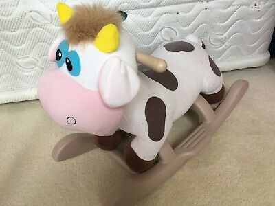 Rocking Toy Cow