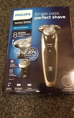 Philips S9041/12 Series 9000 Wet & Dry Shaver/trimmer New & Sealed!