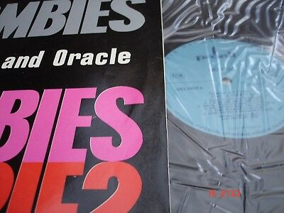 LP-The Zombies-Odessey and Oracle-Pronit Polen