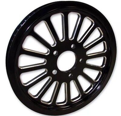 BDL Rear Pulley Black or Chrome - Contact Seller BEFORE Purchase For Fitment