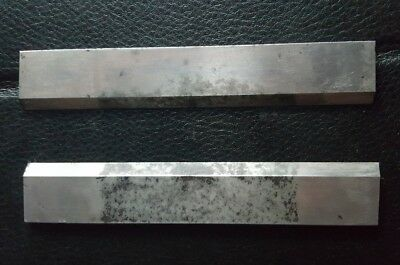 PAIR of planer blades for planer attachment for Coronet consort  Never used.