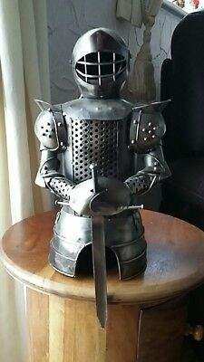 suit of armour bottle  cover