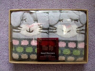 Warm me up -  Rebbit Hand Warmers  from Aroma Home Ltd - New
