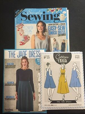 Simply Sewing Christmas Issue 35 With Free Gifts