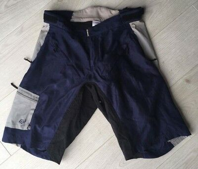 Fox Cycling Shorts W34""