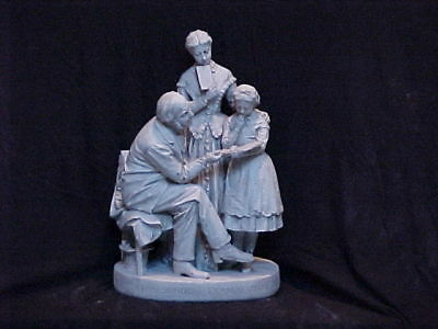 John Rogers Group of Statuary   ' The School Examination '