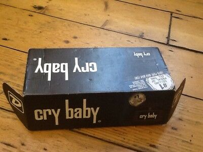 Dunlop Cry Baby Wah
