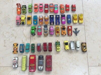 Lesney / Matchbox / Corgi / Dinky / Mattel Hot Wheels  toy collection
