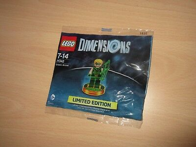 LIMITED EDITION - LEGO Dimensions Green Arrow BRAND NEW SEALED
