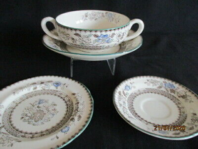 Copeland Spode Chinese Rose - add to a set: plates & other items Job lot