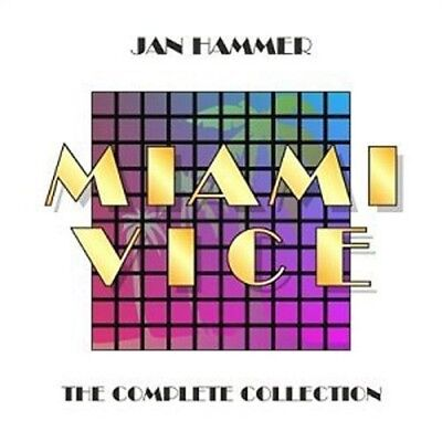 Jan Hammer - Miami Vice Complete Collection 2CD's NEW