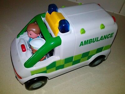 ELC Happyland ambulance