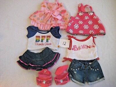 Build a Bear Clothes Lot outfit Nice