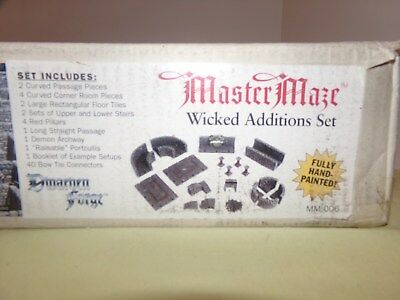 Master Maze Wicked Additions by Dwarven Forge
