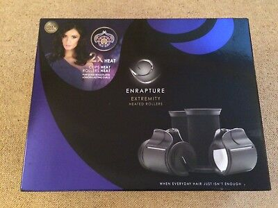 Enrapture Extremity Heated Rollers