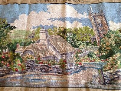 Completed Tapestry Village Cottage Church