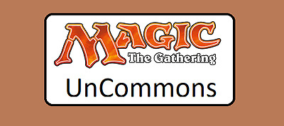 30 UnCommons Magic the Gathering