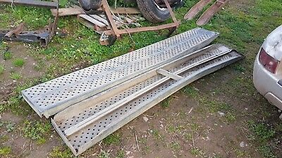 ifor Williams ramps 8 feet spares or repairs