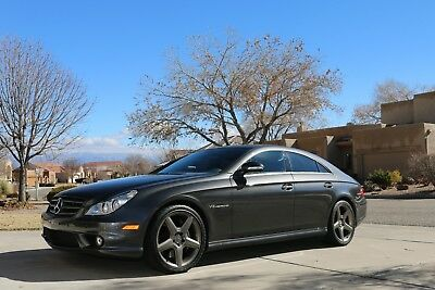 2006 Mercedes-Benz CLS-Class 55 AMG 2006 Mercedes-Benz CLS55 AMG IWC Edition rare 1 of 55 build