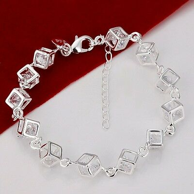 Hot!Wholesale Specials Fashion Jewelry 925Silver Charming Gifts Bracelets