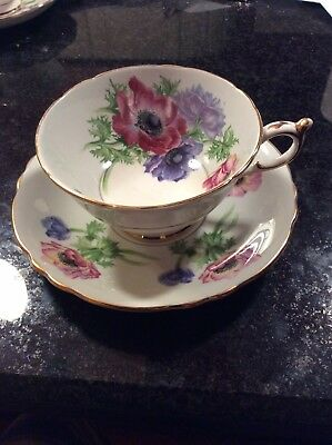 Paragon Fine Bone China Teacup and Saucer