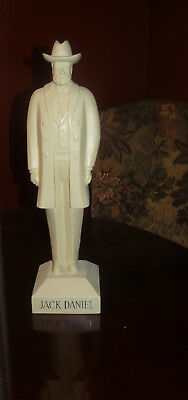 "Jack Daniel's 18"" Statue Whiskey Historical Figure Bar decor"