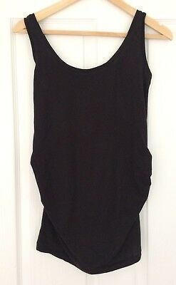 New Look Maternity Black Vest Size 10