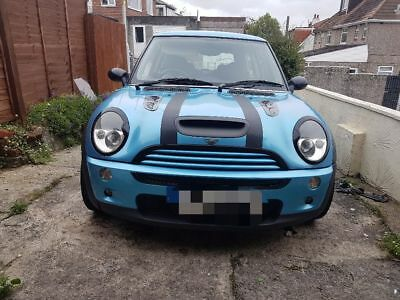 Mini cooper s (R53) supercharged